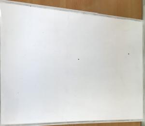 ホワイトボードの写真