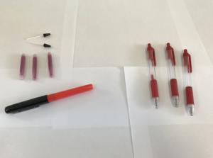 赤ペンの写真